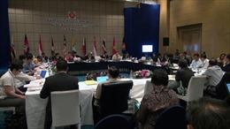 Khai mạc phiên họp thuộc Hội nghị hẹp Bộ trưởng Ngoại giao ASEAN