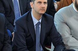 Syria bác tin phiến quân tấn công Dinh Tổng thống