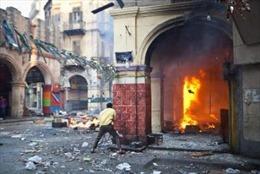 An ninh Ai Cập kiểm soát thánh đường Hồi giáo