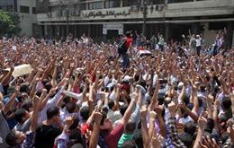 Chuẩn bị phương án sơ tán cộng đồng người Việt tại Ai Cập