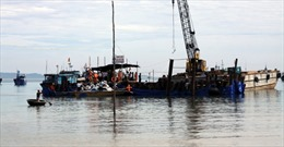 Lại phát hiện tàu cổ đắm tại Quảng Ngãi