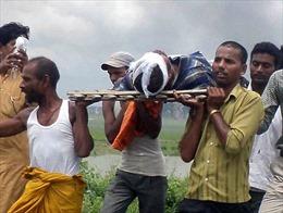 Bạo loạn sau vụ tàu hỏa chẹt chết 37 hành khách