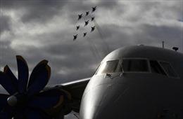 Những 'chiến binh bầu trời' tại Triển lãm hàng không Nga