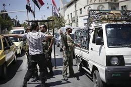 Syria sơ tán các sở chỉ huy quân sự và an ninh ở thủ đô