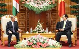 Tuyên bố chung Việt Nam - Seychelles