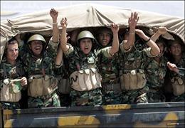 Syria chuẩn bị 8.000 phi công cảm tử chống phương Tây