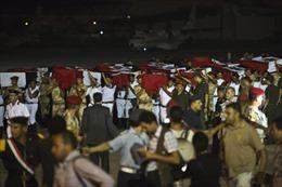 Ai Cập dọa dùng đạn thật đối phó biểu tình