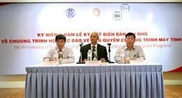 Việt Nam giảm mạnh vi phạm bản quyền phần mềm