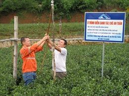 Nuiphao Mining - hình mẫu về hỗ trợ dân sau thu hồi đất