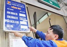 Kiên định điều hành giá xăng dầu theo thị trường