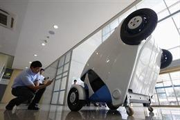 Phát triển xe 'ô tô gấp' siêu thuận tiện