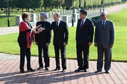 Khai mạc Hội nghị thượng đỉnh G-20 tại St. Petersburg