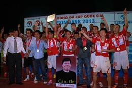 Vissai Ninh Bình đoạt Cúp Quốc gia 2013