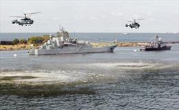 Tàu chiến Nga có thể giúp Syria như thế nào?