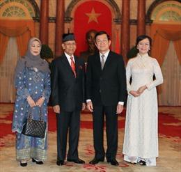 Quốc vương Malaysia kết thúc chuyến thăm Việt Nam