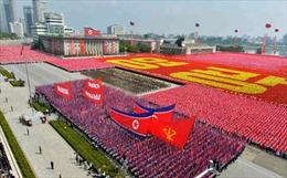 Triều Tiên diễu binh kỷ niệm Quốc khánh