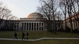 Mỹ áp đảo danh sách đại học tốt nhất 2013