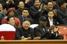 'Ngoại giao bóng rổ' trong quan hệ Mỹ - Triều Tiên