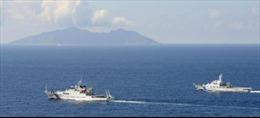 Nhật sẵn sàng đáp trả khiêu khích tại đảo tranh chấp