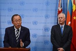 Phương Tây 'kết tội' Syria, Nga phản đối