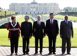 BRICS lập quỹ phòng khủng hoảng