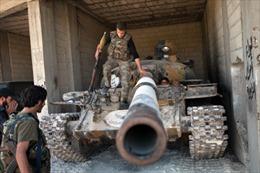 Syria có thể lỡ hạn chót về vũ khí hóa học