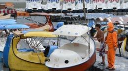 Siêu bão Usagi sắp vào Trung Quốc, Philippines