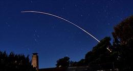 Mỹ thử tên lửa đạn đạo liên lục địa Minuteman-3