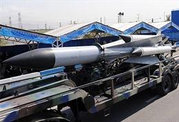 Cận cảnh tên lửa Iran có khả năng tấn công Israel và Mỹ