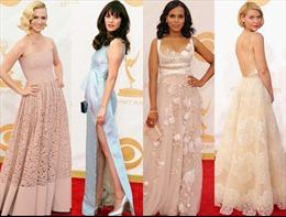 Dàn váy lộng lẫy của sao dự giải Emmy