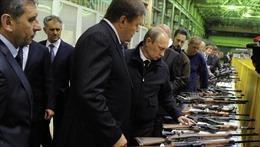 Nhà sản xuất súng AK bán 49% cổ phần cho tư nhân