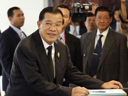 Chính phủ mới Campuchia có 27 bộ