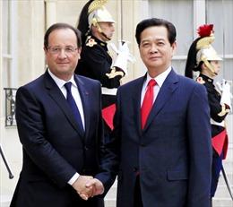 Thủ tướng kết thúc tốt đẹp chuyến thăm Pháp