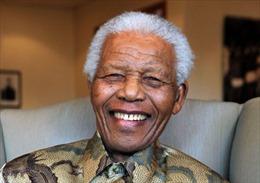 Cựu Tổng thống Mandela phục hồi sức khỏe tốt