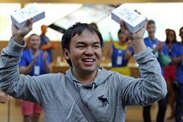 iPhone đạt kỷ lục mới về doanh số