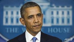 Chính phủ cạn tiền, Obama hủy thăm Malaysia, Philippines