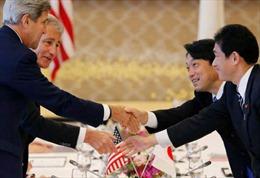 Mỹ, Nhật Bản hướng đến liên minh an ninh 'cân bằng'