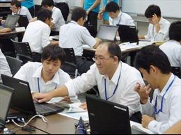 Nhật Bản tăng cường an ninh mạng