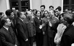 Đại tướng Võ Nguyên Giáp sống mãi trong lòng nhân dân Lào