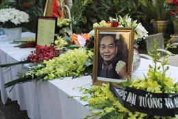 Người dân xứ Huế tiếc thương Đại tướng Võ Nguyên Giáp