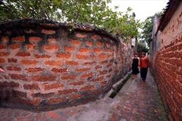 Đề xuất Pháp giúp quy hoạch làng cổ Đường Lâm