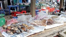 Ngộ độc ở Lào Cai do ăn cá khô nhiễm 'histamine'