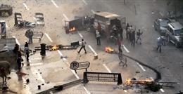 Leo thang tấn công nhằm vào lực lượng an ninh Ai Cập