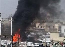Đánh bom nhà thờ Hồi giáo Iraq, 11 người thiệt mạng