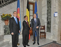 Tăng cường hợp tác EU-ASEAN
