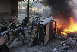 Chiến sự Syria vẫn ác liệt trong lễ Hồi giáo