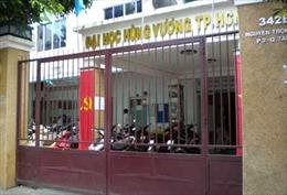 Chuyển sinh viên trường Hùng Vương sang trường khác thi tốt nghiệp
