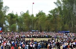 Điện Biên Phủ tổ chức Lễ hội Ném còn 3 nước Việt – Lào – Trung