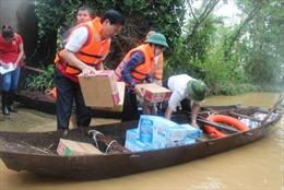 Tập trung khắc phục hậu quả bão lũ