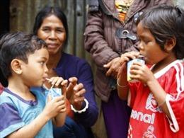 Cải thiện tình trạng suy sinh dưỡng ở trẻ nhỏ